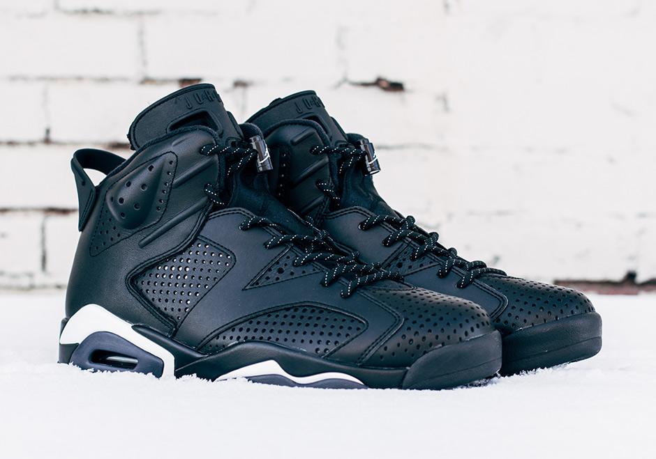 Nike Air Jordan 6 Black Cat!