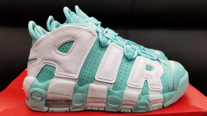 7月26日 Nike Air More Uptempo新色が発売